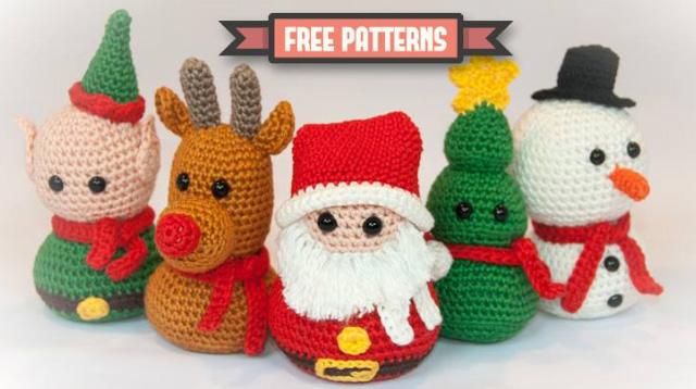 Haak Je Klaar Voor Kerst Dendennis Luova Tyttö