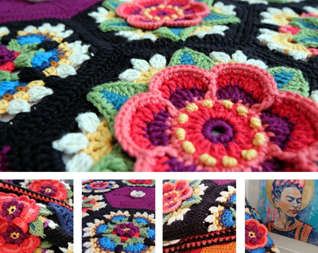 stylecraft-cal-fridas-flowers-deken