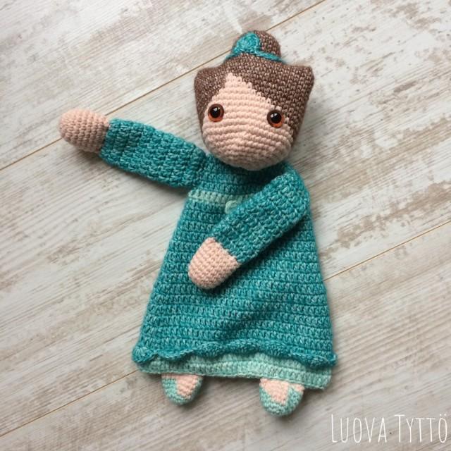 Lappenpop Prinses Luova Tyttö